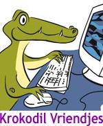 Gemma Stekelenburg, krokodillen vriendjes, kleuterverhaaltje online gratis