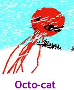 FUNNY filmpjes, octo-cat, David OReilly