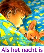 Truus van de Waarsenburg, digitale prentenboeken online gratis, voorleesverhalen, kleuterverhalen, voormalige OKKI verhalen, nacht, niet kunnen slapen,