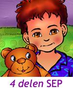 verhaaltje voor het slapen gaan, kinderverhaaltjes, miniverhaaltje online voorlezen, feest, digitaal prentenboek, peuters en kleuters, groep 1 - 2 - 3 - 4, gratis online voorlezen