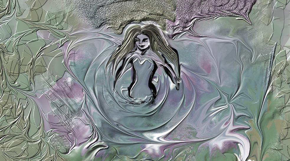 lady in the lake, mam, young adult novelle, jut en jul on the road, moeder en dochter, depressie. middelbare scholiere