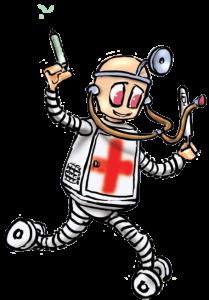 dokter, mini verhaaltjes voor kinderen gratis online