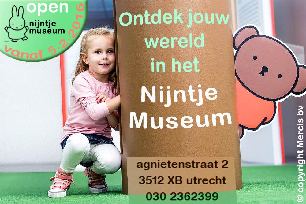 Museum Nijntje Utrecht, Dick Bruna