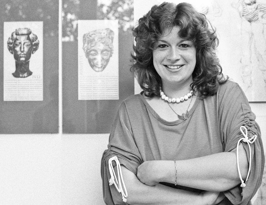 1984 Rietveld EindExamen illustratie, Magda van Tilburg, illustrator, webmaster booxalive