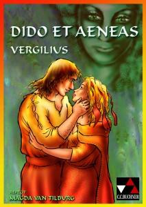 latijnse stripboeken, latijnse comic, klassieke strip in latijn, dido et aeneas, vergilius,