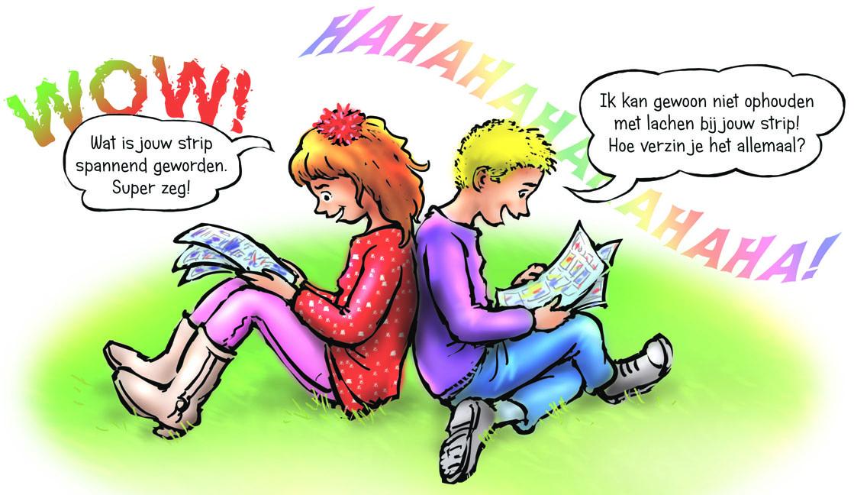 elkaars strips lezenSMALL