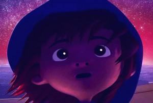 1 fel stipje, animatiefilm voor kinderen, clément morin, peuterfilmje zonder woorden, sterren, stip,