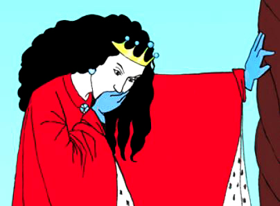 prinses, kikker prins, stout sprookje, gemma stekelenburg, voorleesverhaaltje