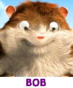 BOB, Jacob Frey, animatie, hamster, wereldreis, tredmolen