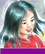 Vietnamees meisje, Vietnamese bootvluchteling, drogist, Vietnamese oorlog