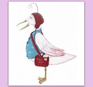 postduif, connie snoek, poëzie voor kinderen, kindergedichten