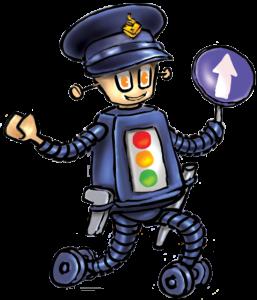 politie agent, mini verhaaltjes vor kinderen online gratis