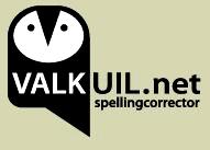 Valkuil, spellingscontrole Nederlands