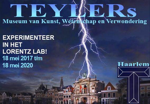 Teylers museum van kunst, wetenschap en verwondering, museum Haarlem