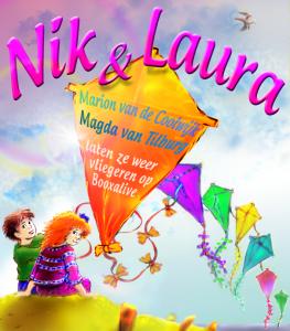 nik en laura, leren lezen M4/E4, kort verhaal, voorlezen prentenboekje, gratis kinderverhaal, marion van de coolwijk, magda van tilburg