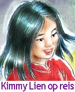 Kimmy Lien, op reis met Kimmy Lien, Vietnam, Vietnamese vluchteling, nieuw leven opbouwen, scheiding Noord- en Zuid-Vietnam, Vietnamees kinderverhaal