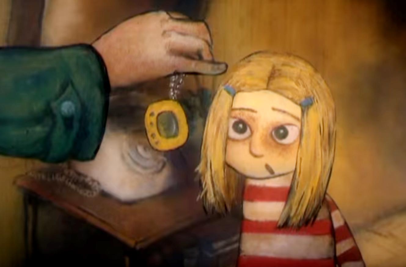 Konstantin Brilliantov, Small Being's Life, onder de duim, woordloze animatie, fun filmpjes, tamagochi
