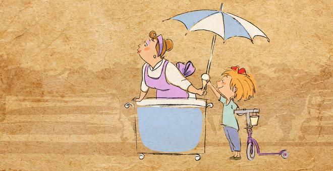 Tatiana Kiseleva, Russische animator, blikje, animatie zonder woorden voor kinderen,