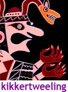 Indianen uit Peru, peruvian indian myth, mythen uit Peru, animatie Vladimir Pekar,