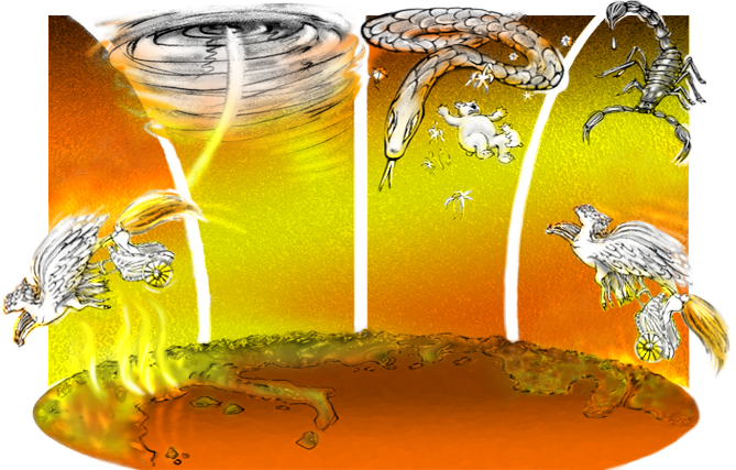 Phaethon, Ovidius, Metamorfosen, zoon zonnegod, Helios zoon, jeugdroman met mythes, Magda van Tilburg, zonne roete