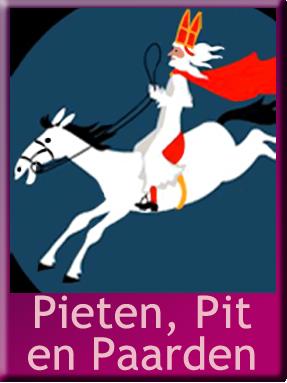 Gemma Stekelenburg, Van Pieten, Pit en Paarden, sinterklaas verhaaltje groep 5 - 6 - 7 - 8