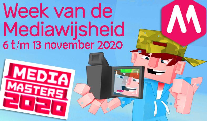 week van de mediawijsheid 2019, 2020