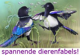 jeannette moning, het krioelt in mokum, amsterdamse fabels, dierenverhaaltjes,
