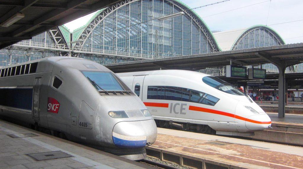 amsterdamse fabels, dierenverhaaltjes, sneltrein, internationale trein