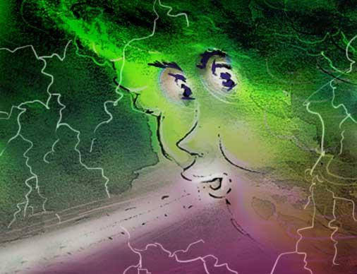 jeannette moning, het krioelt in mokum, amsterdamse fabels, dierenverhaaltjes, storm, onweer, bliksem