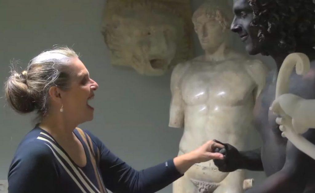 Allard Pierson Museum, beelden op zolder, haal ons van zolder