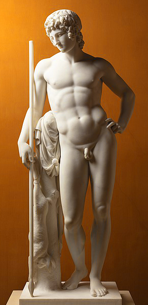Adonis, Griekse god, young adult novelle, Dido, Carthago, Tunesië, mooie jongen