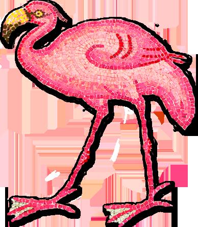 flamingo, tunesië, dido, elissa, Phoenicische kolonie, Carthago, young adult novelle