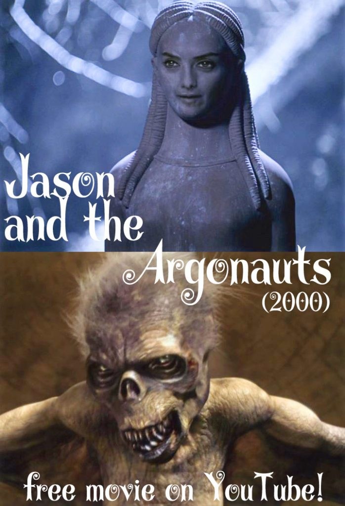 Jason and the Argonauts, 2000, Nick Willing, Dennis Hopper, Pelias, Medea