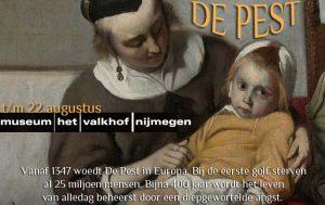 De Pest, expositie Museum Het Valkhof Nijmegen